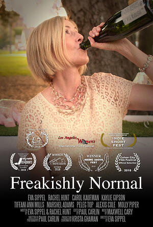 031-Freakishly-Normal-poster