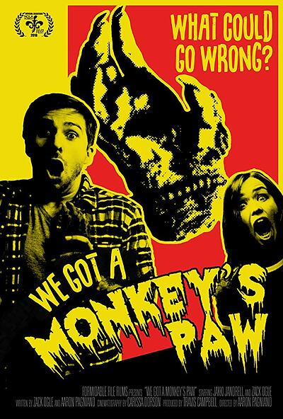 147-We-Got-a-Monkey's-Paw-Poster