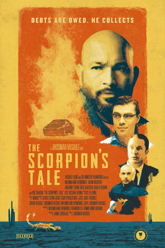 148-The-Scorpion's-Tale-Poster