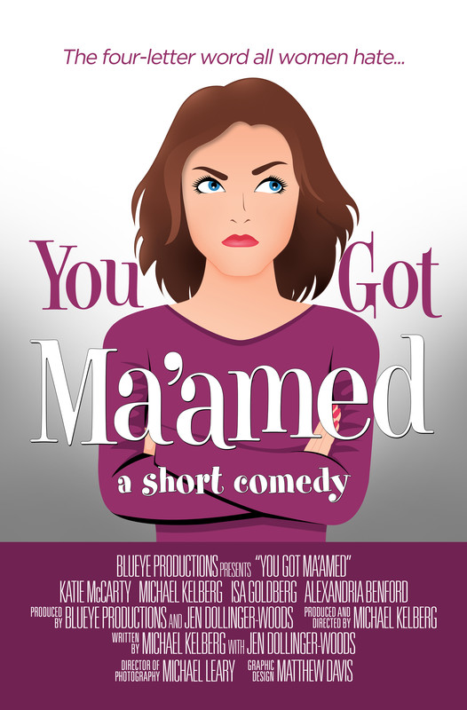 172-You-Got-Ma'amed-Poster