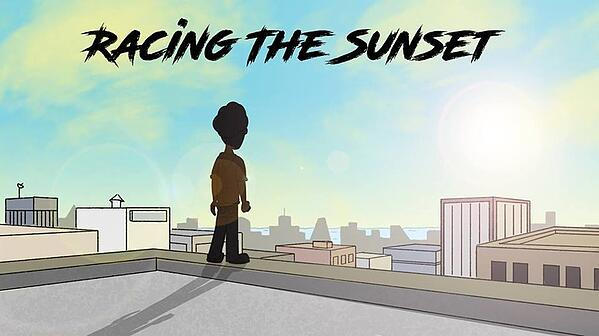 37-Racing-The-Sunset-Poster-1