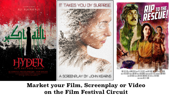 5 Reasons Why Movie Posters Are Essential For Film Festival Marketing