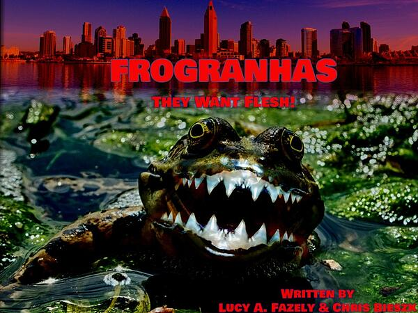 54-Frogranhas-They-Want-Flesh-Poster
