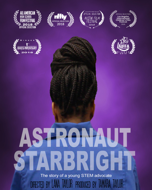 Astronaut Starbright-poster