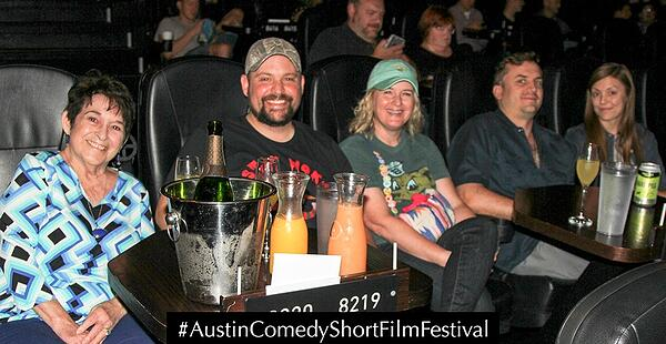 Austin Comedy Short Film Festival Fall 2018 Event Photo 009