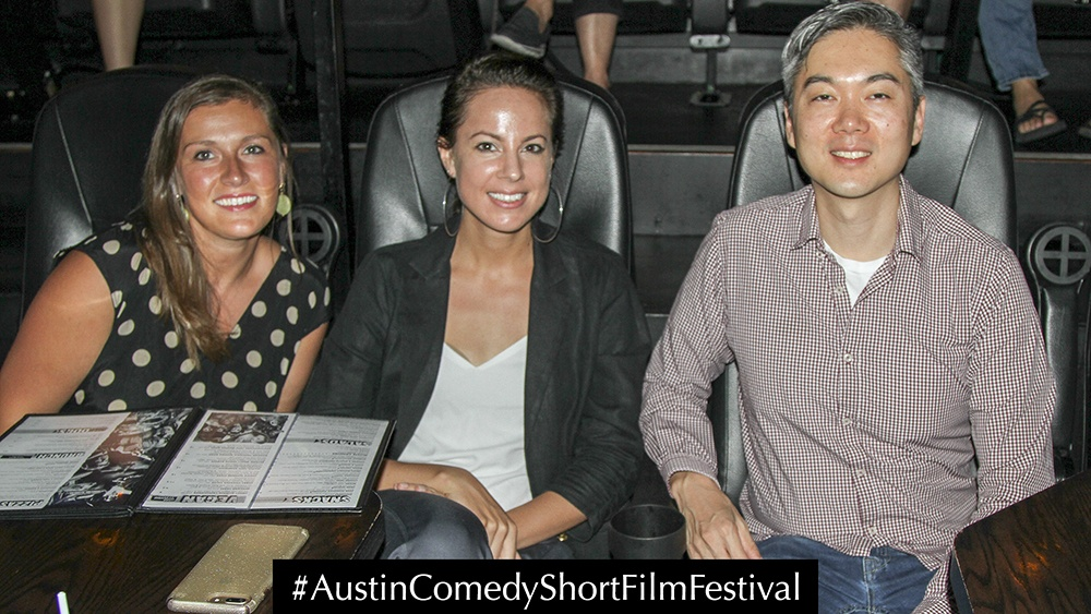 Austin Comedy Short Film Festival Fall 2018 Event Photo Five Minute Rule