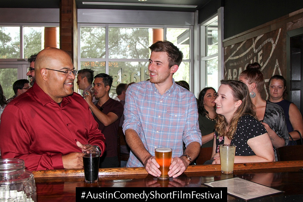 Austin Comedy Short Film Festival Fall 2018 Event Photo