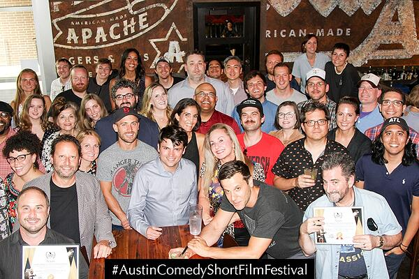 Austin Comedy Short Film Festival Fall 2018 Networking Mixer