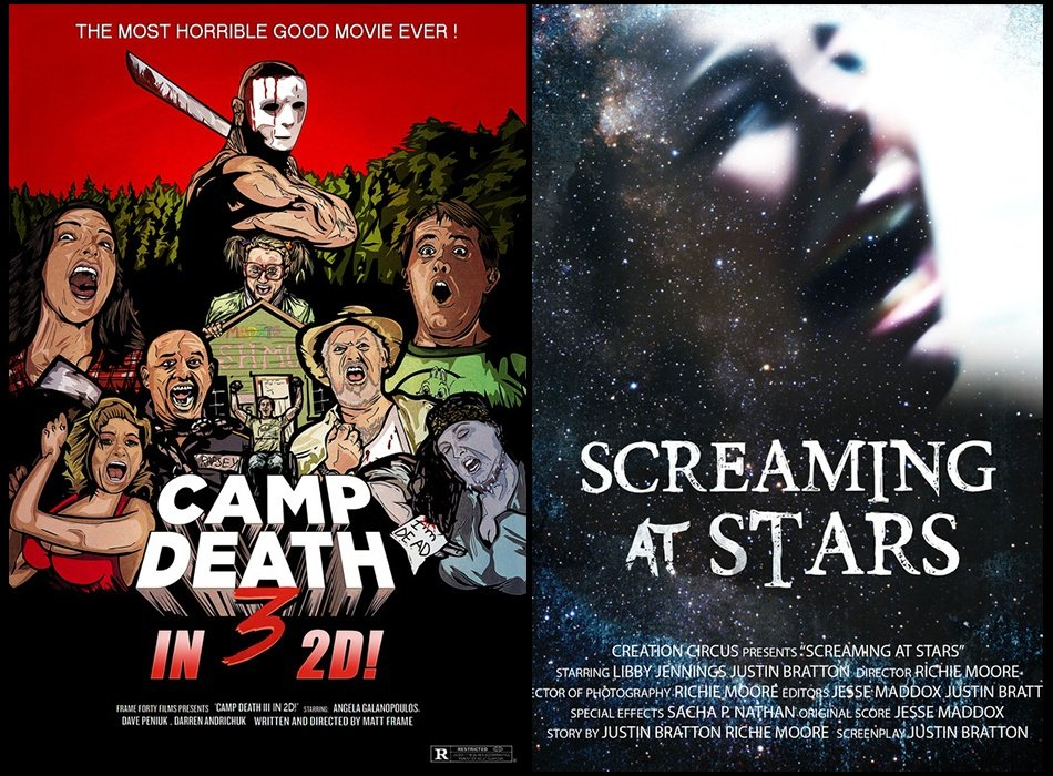 Camp Death and Scream At Stars
