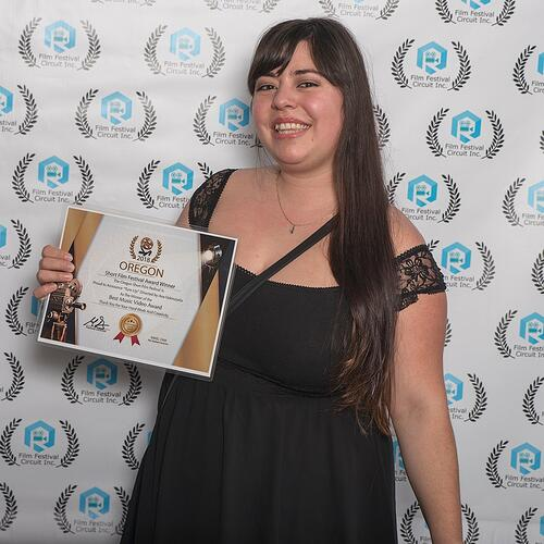 Director-Ana-Valenzuela-Best-Music-Video-Award-Oregon-Short-Film-Festival-2018-DSC_1694-2