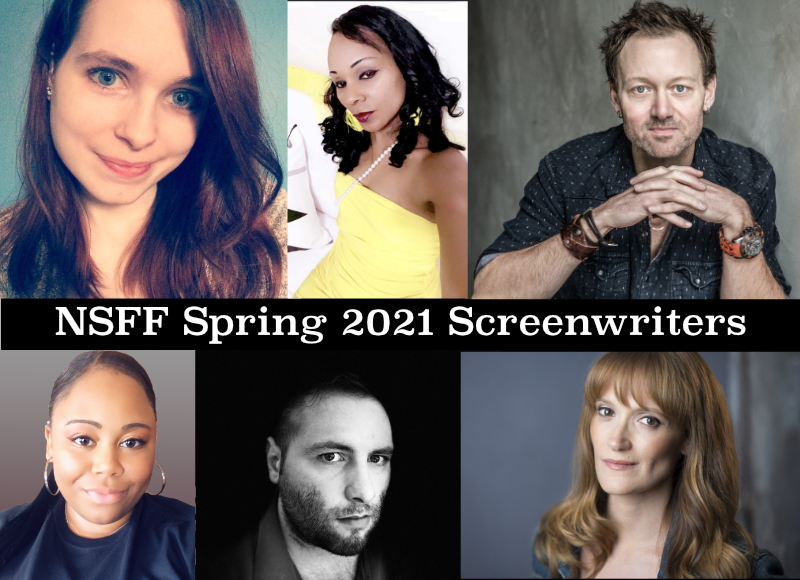 NSFF 2021S Screenwriter Images
