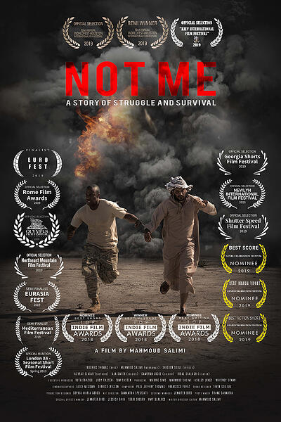 Not Me Poster-WP