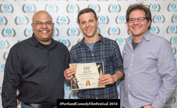 Portland Comedy Film Festival 2018 Day 4 Event  0575