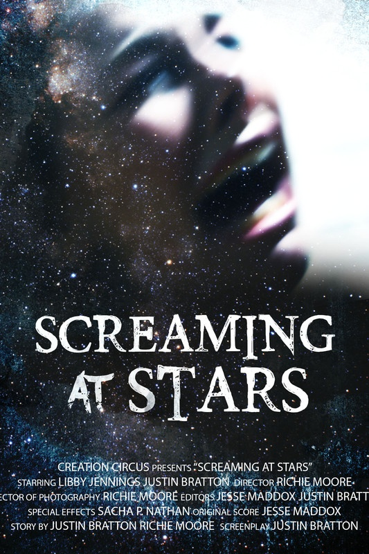 Screaming At Stars-poster