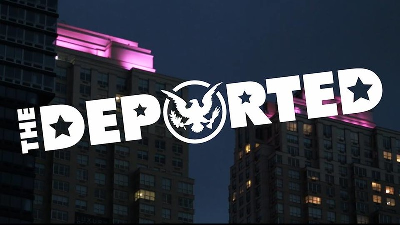 The Deported-poster
