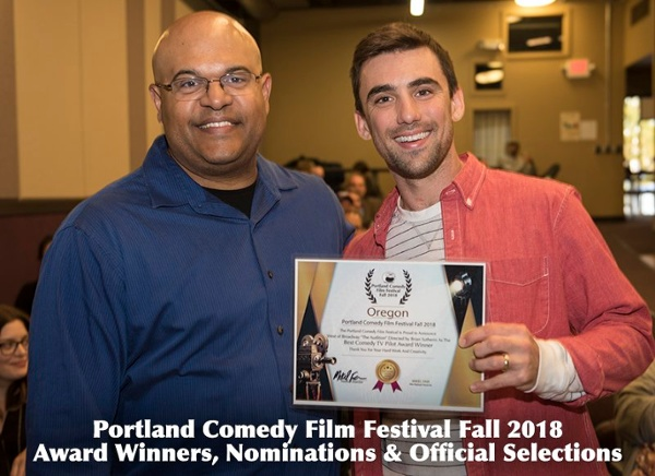 Portland Comedy Film Festival Fall 2018 Award Winners, Nominations & Official Selections