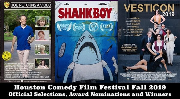 Houston Comedy Film Festival Tickets