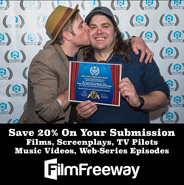 Save 20% On FilmFreeway Submissions