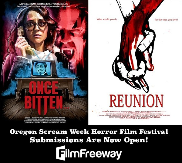 Oregon Scream Week Horror Film Festival On FilmFreeway