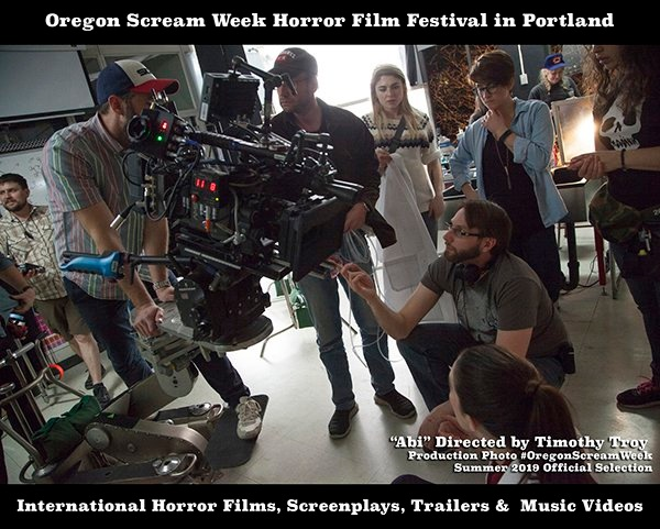 Oregon Scream Week Horror Film Festival On Festhome