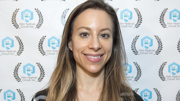 Screenwriter Amanda R. Martinez